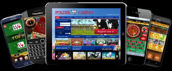 Mobiel Polder casino