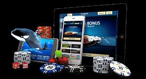 Mobiele casino's